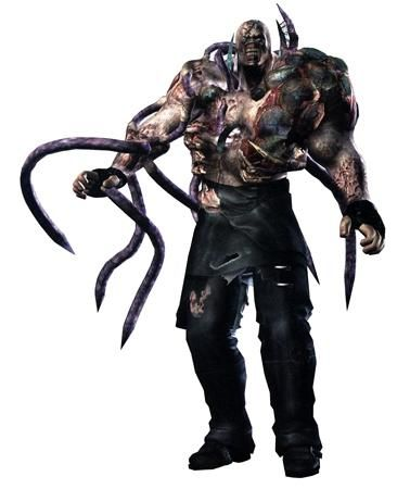 Nemesis was truly terrifying when he would show up.