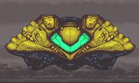 Super Metroid Gunship
