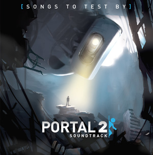 Portal 2's Soundtrack Cover.