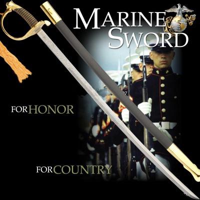 United States Marine Corp sword.