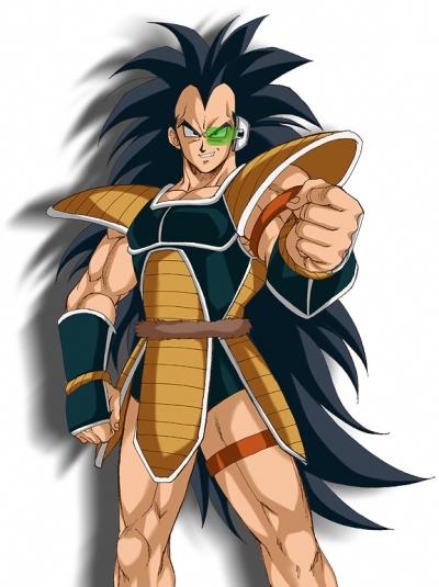 Goku's big bro