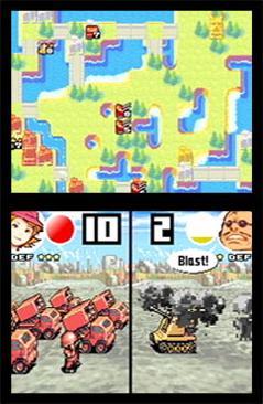Square-Tiled Turn-Based Combat