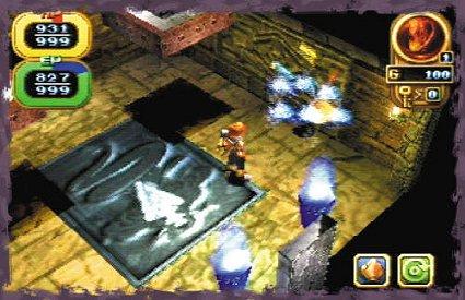 Gameplay: Dungeon Level