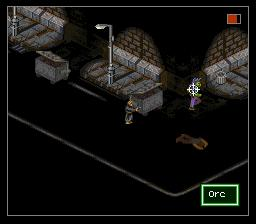 Even shooting enemies requires cursor interaction.