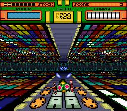 I bet you've never seen an entire planet made out of Klax before.