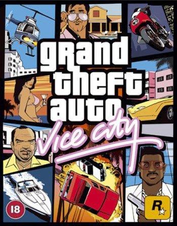 GTA: Vice City - 2003 Winner