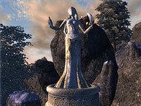 The Shrine of Azura, Cyrodiil.