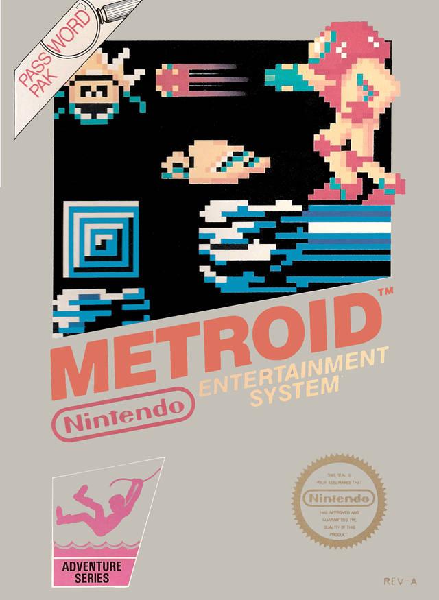 US NES Box Art