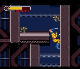 Levels are also built with character movement abilities in mind. So Wolverine has more vertical focused levels.