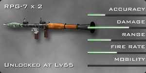 RPG-7 stats