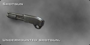 Masterkey Shotgun