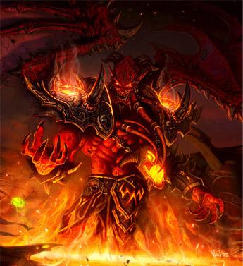 Kil'jaeden the Deciever, creator of the Lich King