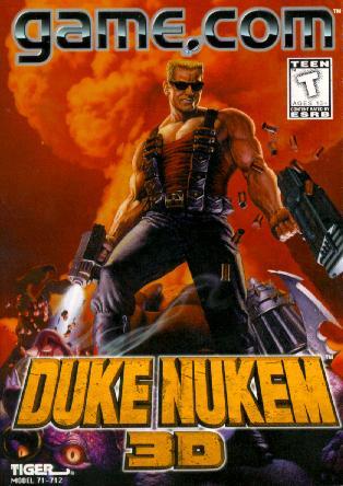Duke Nukem 3D for Game.com