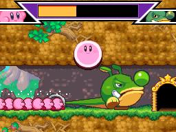 I was really worried I wouldn't get my required dose of Kirby-brand cuteness this year. Color me relieved (and pink).