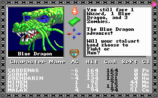 Dragons are formidable foes