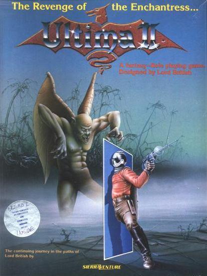Ultima II