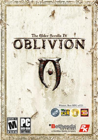 The Elder Scrolls IV: Oblivion.