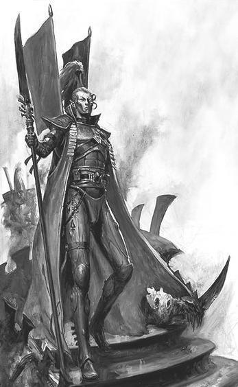 Prince Yriel, Autarch of Iyanden