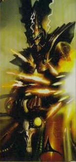 Fuegan, the Burning Lance