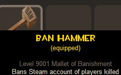 Fear the Hammer
