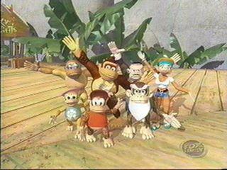 Monkeys on TV