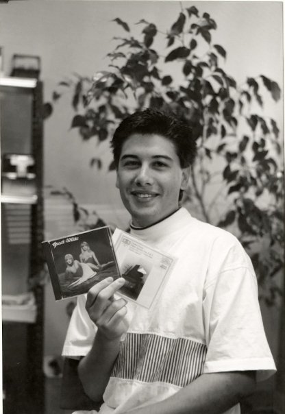 Romero after arriving at Softdisk in 1989