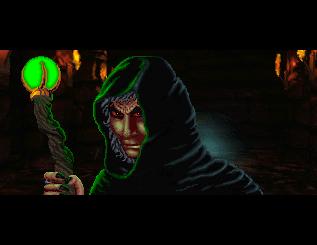 Jagar Tharn, the villain of Arena.