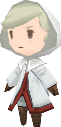 White Mage Outfit