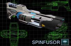 Spinfusor