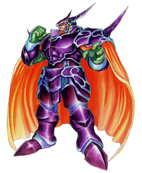 Evil Emperor Zog