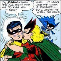 The first Batgirl