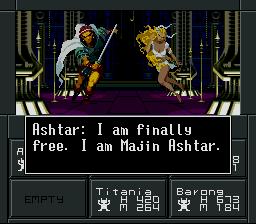 The newly freed Ashtar