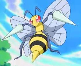Beedrill in the Anime