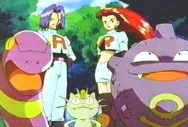 Ekans and Team Rocket