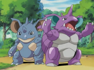 Nidoquee and Nidoking. The perfect couple!