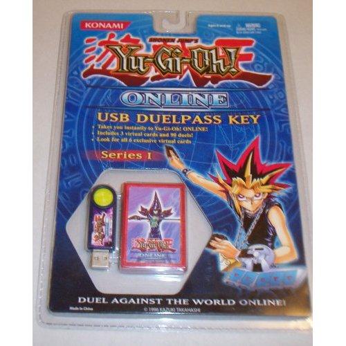 A Duelpass USB Thumbdrive
