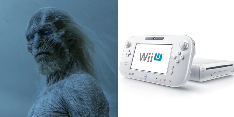 White Walker – Wii U – Everyone has forgotten it exists except for a few, weirdly obsessed folks.