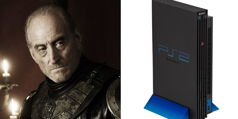 Tywin – PS2 – Powerful reputation with an enormous warchest. Decimates all whom he faces in combat.