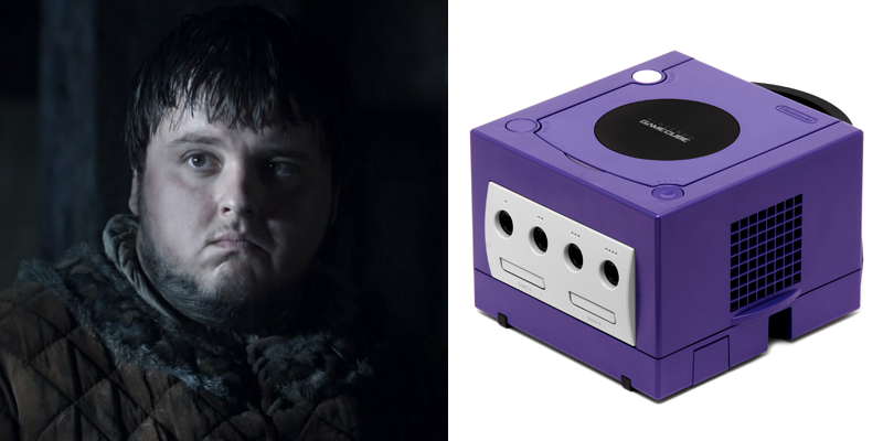 Sam – Gamecube – Gets little credit for what he's good at. Really into connectivity, but not a great communicator.