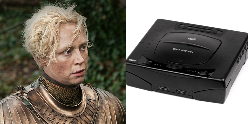 Brienne – Saturn – An outlier, fierce and loyal. A bit awkward, but dependable for those that seek her out.