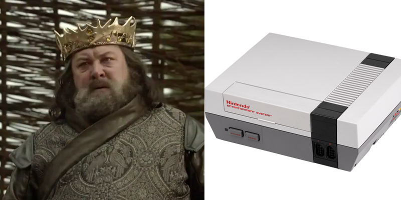 Robert – NES – Claimed the throne by force when the opportunity presented itself. Ended the old dynasty and began a new one.