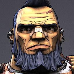 Salvador, the Gunzerker.