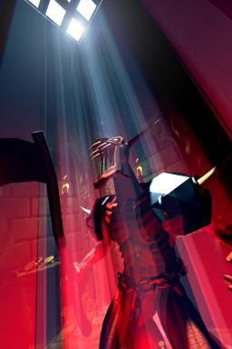 The Horned Reaper awaits...