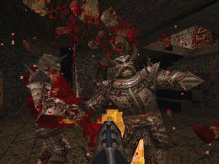 Official screenshots often conveyed an atmosphere of chaos.