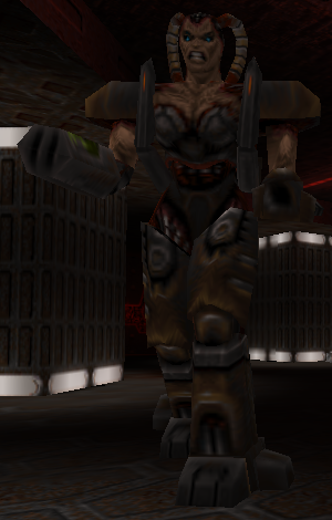 Black Widow Guardian (First Form)