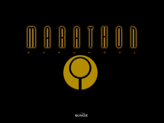 Marathon 2 Title Screen