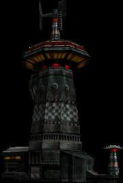CCA Comm Tower