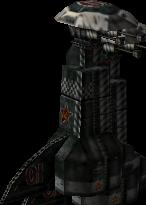 CCA Gun Tower