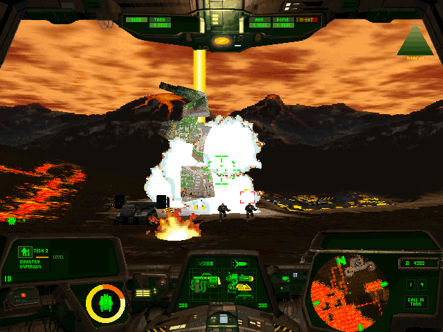 Each mission takes place on a separate planet, leading to a number of disparate locales.