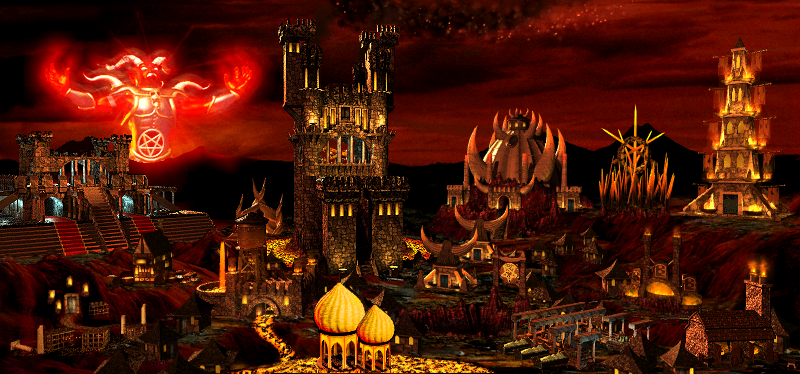 Inferno Town